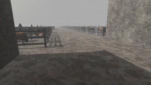 Past - Virtual recreation of Pendleton's Cattle Market