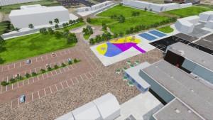 Future – Pendleton Park proposed new design