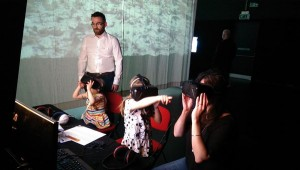 Virtual Chernobyl at Manchester Science Festival 2015